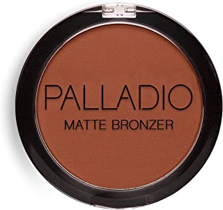 Palladio Matte Bronzer, Nude Beach