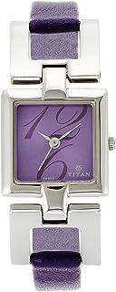 Titan Youth Analog Purple Dial Women's Watch - NE2484SL03