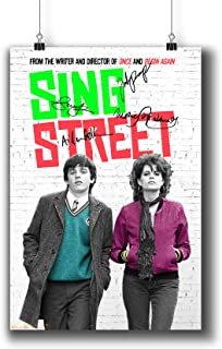 Pentagonwork Sing Street (2016) Movie Photo Poster Prints 838-002 Reprint Signed Casts,Wall Art Decor Gift (A3|11x17inch|29x42cm)