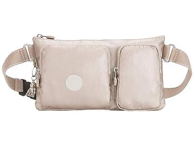 Kipling Presto Up Waistpack (Metallic Glow) Handbags
