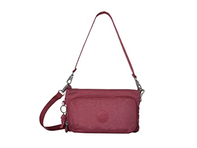 Kipling Myrte Convertible Crossbody Bag (Fig Purple) Handbags