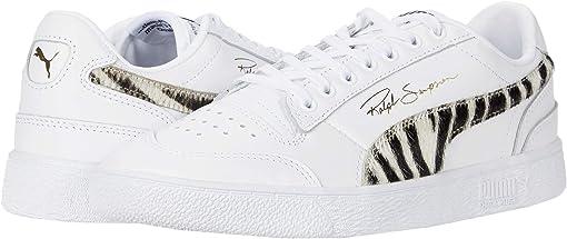 Puma White/Puma Black/Puma White