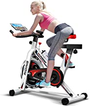 HARISON Pro Indoor Cycling Bike Belt Drive Stationary Exercise Spin Bike for Home use