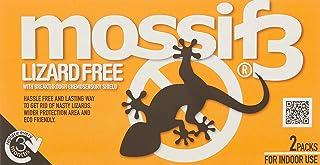 Mossif3 LizardFree Natural Lizard Repellent, 2ct