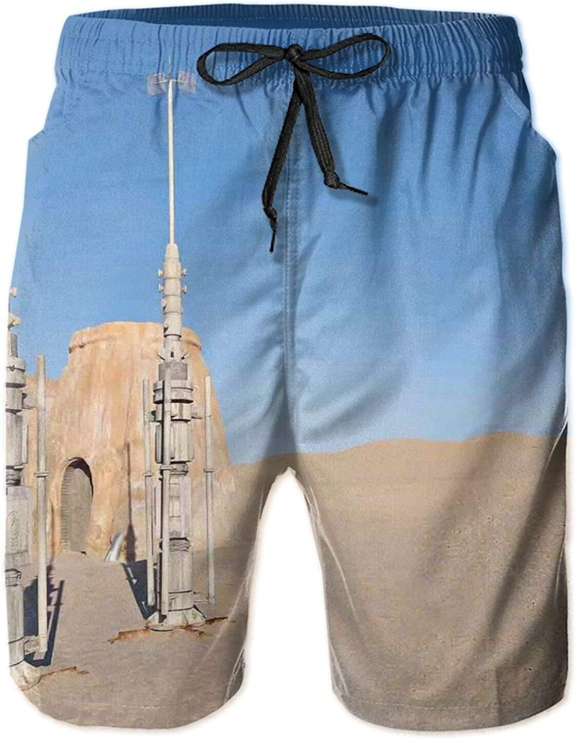 Summer Shorts for Men/Work Shorts/Beach Shorts/Pants Quick Dry with Mesh Lining and Pockets Shorts for Men Shorts