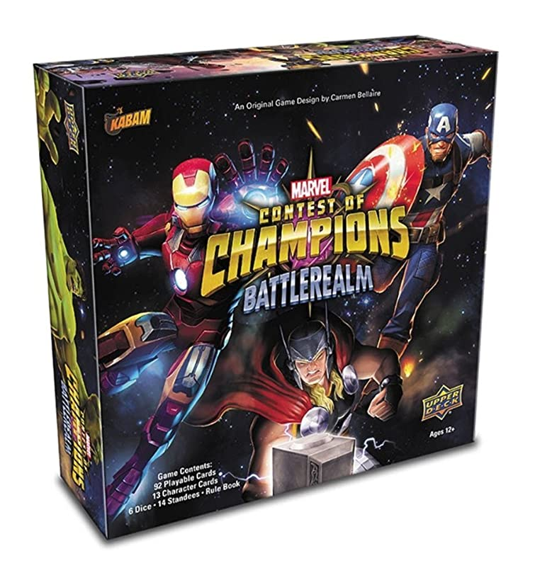 Marvel Contest of Champions: Battlerealm