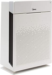 Winix HR900 Ultimate Pet True HEPA PlasmaWave Technology Air Purifier, 300 Sq. Ft, White (Renewed)