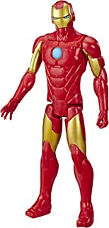 Avengers Marvel Titan Hero Series Blast Gear Iron Man Action Figure