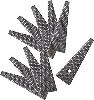NTカッター ドレッサーS型替刃 10枚入 BS-350P-10 黒