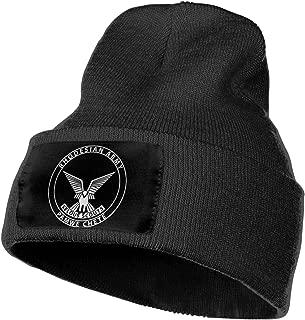 Selous Scouts Men&Women Warm Winter Knit Plain Beanie Hat Skull Cap Acrylic Knit Cuff Hat