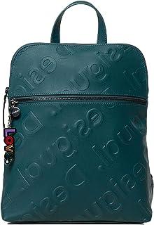 Mochila con logo en relieve NEWLOGO NANAIMO SKU: 19WAKPX1, color Verde, talla Large