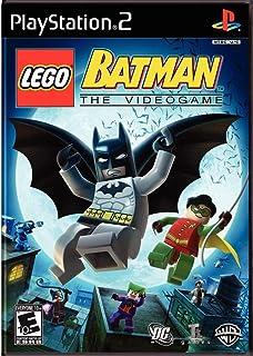 LEGO Batman - PlayStation 2 (Renewed)