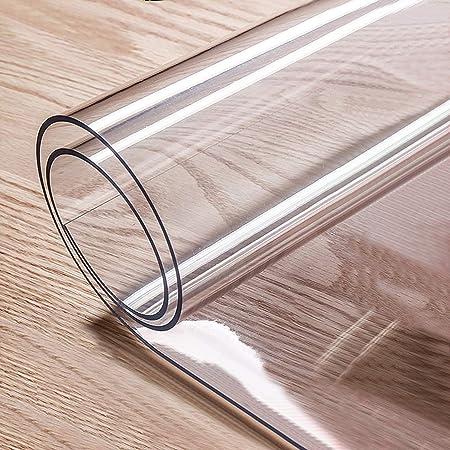 Tischschutz PVC Tischfolie Schutzfolie Tischdecke 2,0mm transparent