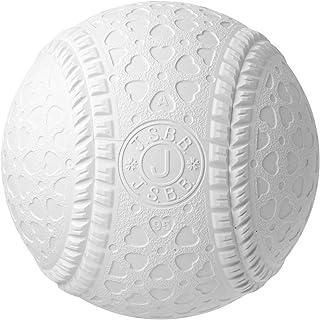 抗菌・抗ウィルス対応 内外ゴム(NAIGAI) 軟式 野球 ボール 公認球 J号 (学童用) 6球