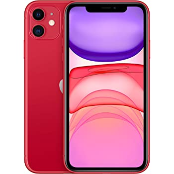 Simple Mobile Prepaid - Apple iPhone 11 (64GB) - (PRODUCT)RED [Locked to Carrier – Simple Mobile]