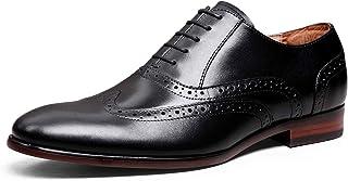 [デザート] (フォクスセンス) Foxsense ビジネスシューズ 紳士靴 内羽根 ストレートチップ 革靴 ウイングチップ 本革