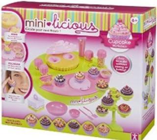 Lansay - 17238 - Jeu d'imitation - Cuisine - Mini-Délices Super Atelier Cupcake [並行輸入品]
