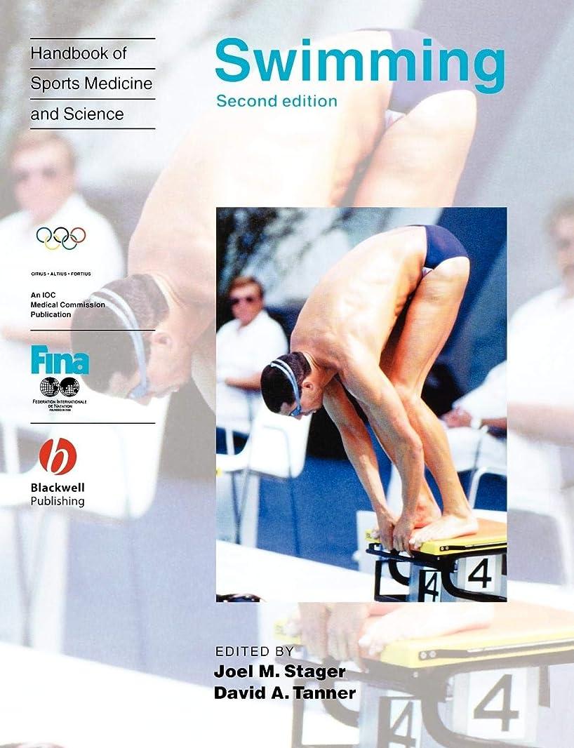 ジャニス排泄する裁判官Handbook of Sports Medicine and Science, Swimming