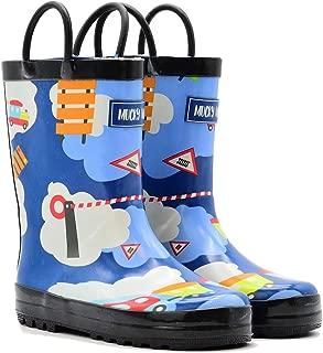 thomas the train rain boots