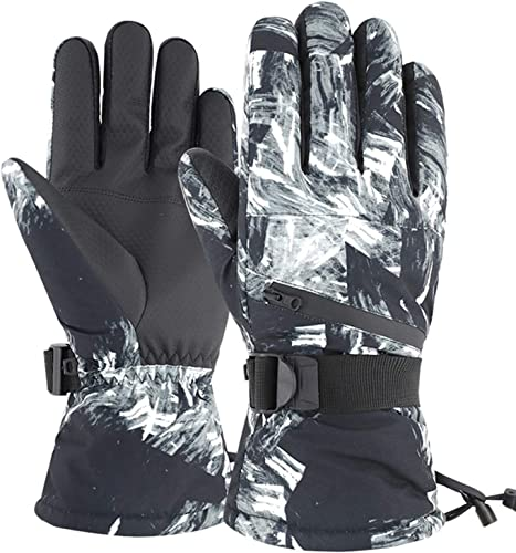 discount OPTIMISTIC Ski Gloves 2021 for Kid Boy and Girls,Warm Winter Snow Skiing Windproof Gloves with Long Cuff for Outdoor Cycling wholesale Snowboarding Skiing,Waterproof & Windproof, ScreenTouch Design outlet sale