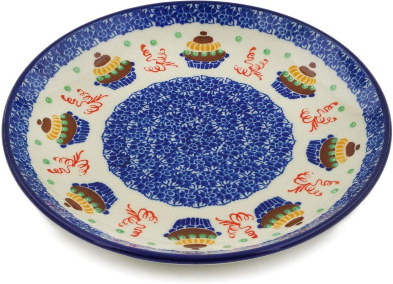 Polish Pottery Dessert Plate made Party Ceramika Cheap SALE Start Artystyczna by Ranking TOP11