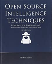 open source intelligence techniques 6th edition 2018