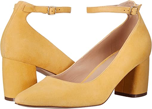 Tuscany Yellow Suede