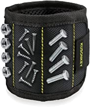 Magnetic Wristband, KUSONKEY Tool Belt with 15 Powerful Magnets for Holding..