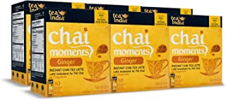 quik tea ginger chai