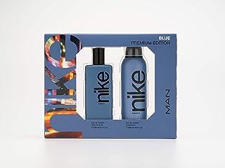 Nike - Blue Estuche de Regalo para Hombre Eau de Toilette 100 ml y Desodorante en Spray 200 ml