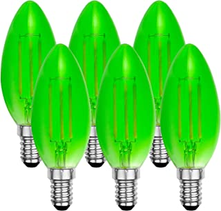 Best green candelabra bulbs Reviews