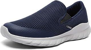 حذاء رياضي رجالي كاجوال بدون كعب من CASMAG خفيف الوزن ومريح للمشي