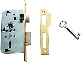 Tesa Assa Abloy 200250HL insteekslot voor houten deuren brons (messing) ingang 50 mm 2002