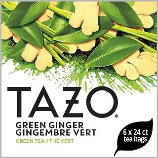 Best tazo green ginger caffeine Reviews