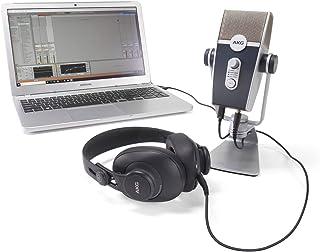 AKG Pro Audio Podcaster Essentials Kit (5122010-00)