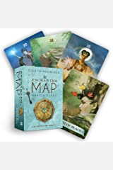 The Enchanted Map Oracle Cards: A 54-Card Deck and Guidebook Cards