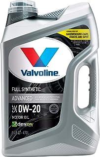 Valvoline SynPower 0W-20 Full Synthetic Motor Oil - 5qt (813460)