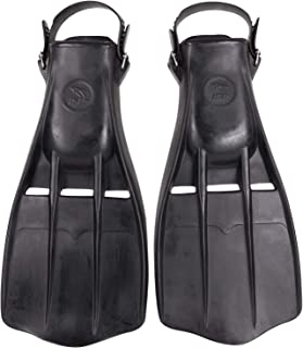 IST Rubber Rocket Scuba Diver Fins, Military Special Ops Gear, Deep Sea Diving Heavy Duty Equipment