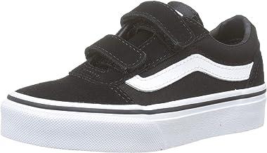 Vans Ward V - Velcro Suede, Zapatillas para Niños