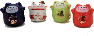 Melody Jane Dollhouse Ornamental Chinese Cats Miniature 1:12 Scale Accessory
