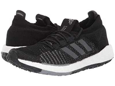 adidas Running PulseBOOST HD (Core Black/Grey Six/Grey Three) Women