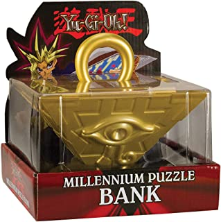 USAOPOLY Yu-Gi-Oh Millennium Collector's Coin Bank Puzzle