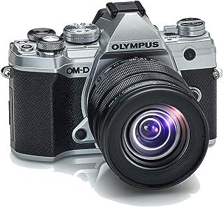 Olympus OM-D E-M5 Mark III Micro Four Thirds systemkamera kit, 20 MP sensor, 5-axlad bildstabilisator, kraftfullt autofoku...