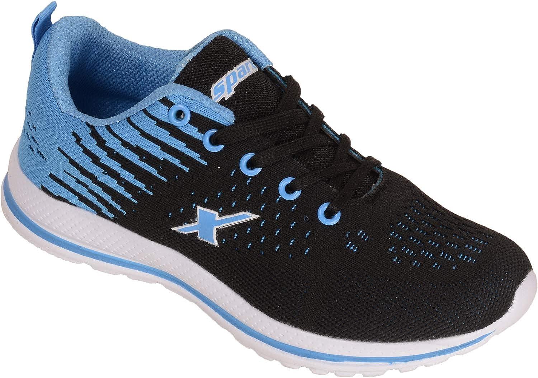 SPARX Women bluee Black Sports shoes