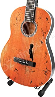 Miniature Guitar Willie Nelson Signature Trigger
