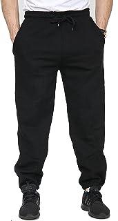 SKYTEX UK Mens Fleece Jogging Bottoms Pants Trousers Casual Sizes S - 8XL, 4 Colours