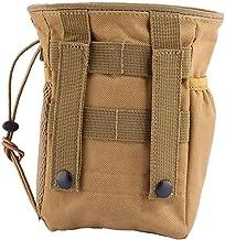 Camping Bag Outdoor Bag Molle Accessory Pack Recycling Organizer Voor Camping Wandelen Cs Thuisgebruik Khaki