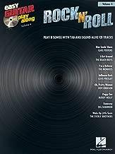 Hal Leonard Rock 'N' Roll - Easy Guitar Play-Along Volume 4 Book/CD