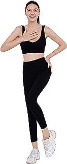 Compression Workout Leggings – Stretch Yoga Pants for Women - Premium 7/8 Length