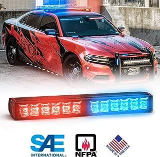 Feniex Fusion 200 Stick Light Single Color (Red/Blue, 180°)